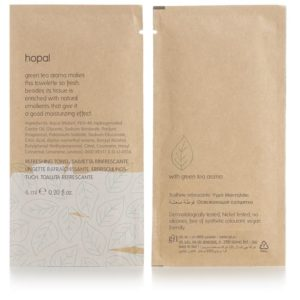 Green Tea Refreshing Towel 72,5 x 140 mm Hopal