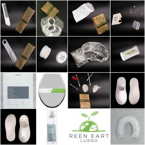 Sample box Green Earth Lusso  Accessories