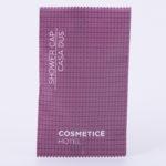 Shower cap Cosmetice Hotel - ambalaj mov