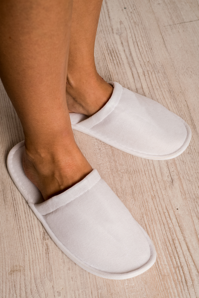 Nap cloth Slipper