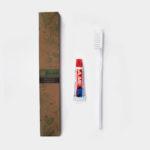 Dental Kit Green Earth Lusso