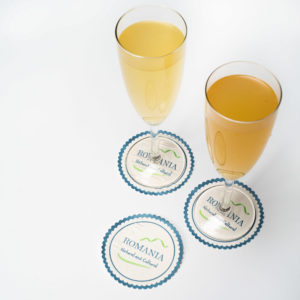 "Coaster ""Romania Natural & Cultural"""