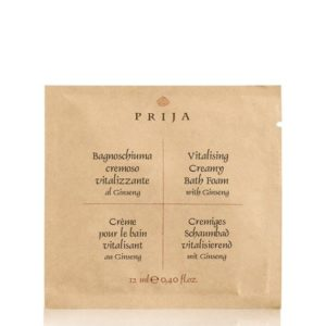 12 ml Vitalizing Creamy Bath Foam sachet, Prija