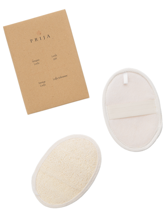 Natural Shower Sponge Prija